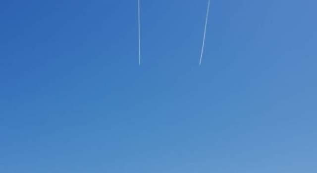 تحليق للطيران الحربي الإسرائيلي فوق منطقتي حاصبيا والعرقوب