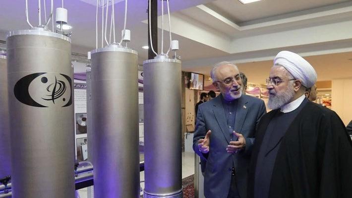 إيران أعلنت تجاوز الحدّ المسموح به من اليورانيوم المخصّب