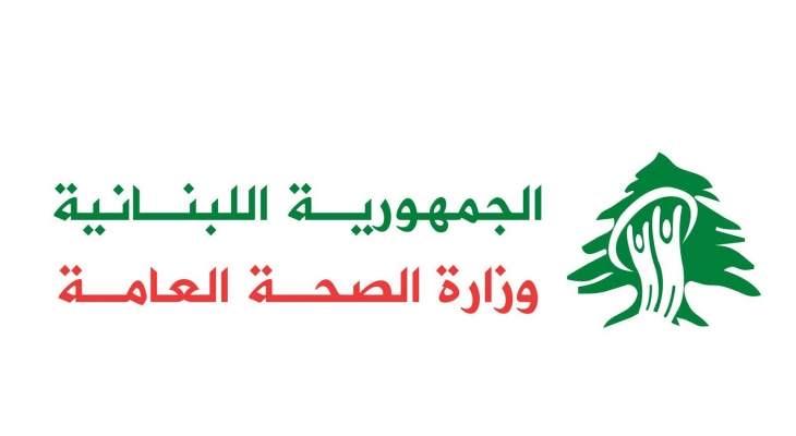 وزارة الصحة: تسجيل 34 وفاة و995 إصابة جديدة بكورونا ما رفع العدد الإجمالي للحالات إلى 511398