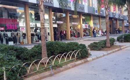 افتتاح الاسواق التجارية في مدينة صيدا  ليلاً ابتداءا من يوم غد الخميس
