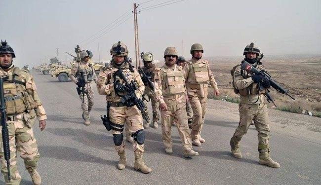 قوات الأمن العراقية تقتل انتحارياً بعد محاصرته شمالي بغداد