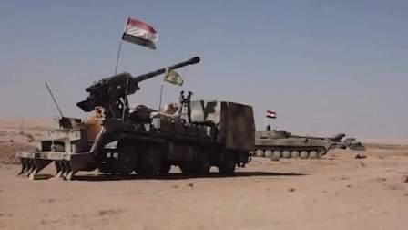 الجيش السوري يستعيد السيطرة على الشيحة ورسم العقيدات شمال الشنداخية