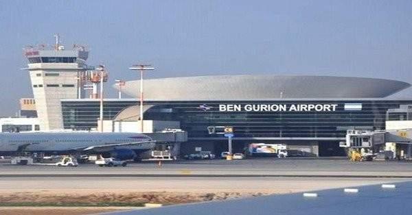 استئناف الرحلات الجوية في مطار بن غوريون