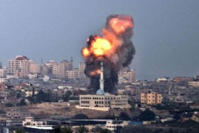قصف مدفعي صهيوني يستهدف المناطق الشرقية في قطاع غزة