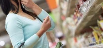إشكال في أحد سوبرماركات بساتين العصي بالبترون بسبب المواد المدعومة
