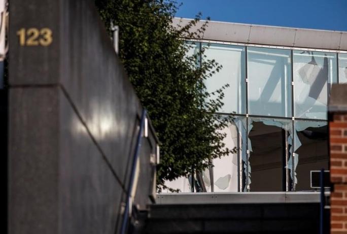 شرطة الدنمرك: انفجار في مقر وكالة الضرائب في كوبنهاجن