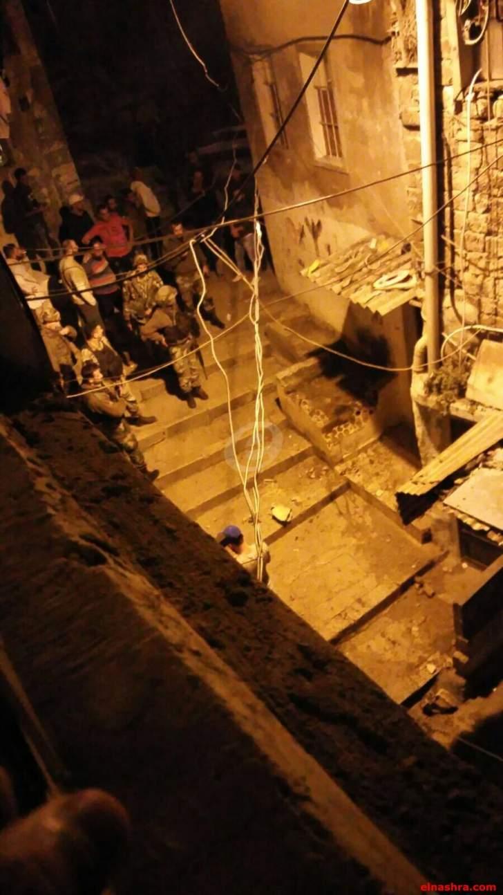 جريحة في مخيم شاتيلا جراء مداهمة منزل من عناصر فتح الإنتفاضة