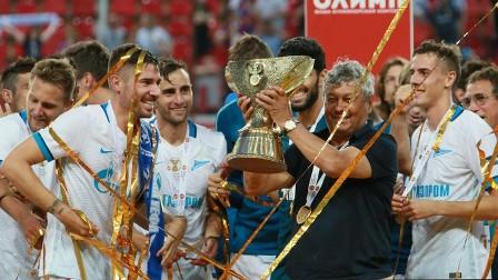 زينيت يحرز لقب كأس السوبر الروسية للمرة الـ4 في تاريخه