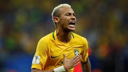نيمار يقود البرازيل لتحقيق فوز جديد