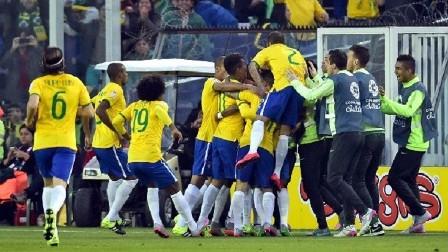 البرازيل تواصل انتصاراتها في تصفيات المونديال