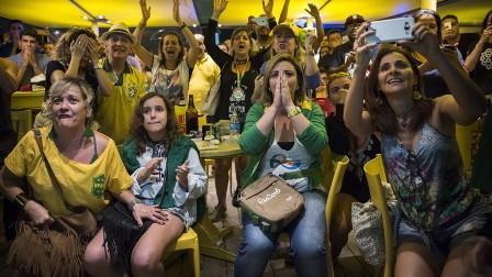 البرازيل بطلة لكأس القارات لكرة القدم الشاطئية
