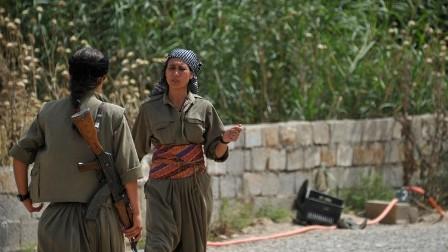السلطات التركية تعتقل النائبة الكردية ليلى زانا
