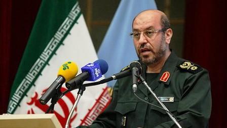 إيران تنفي الادعاءات حول إطلاق صاروخ جديد
