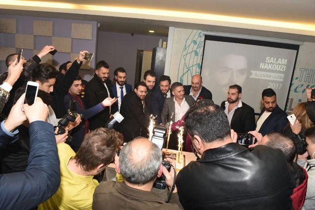 الفنان سلام النقوزي يطلق أغنيته الجديدة