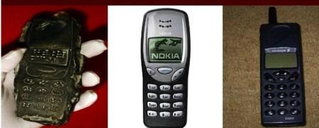 هاتف محمول من أزمنة غابرة!