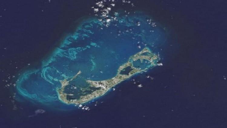 علماء يعثرون على مدينة تحت الماء في مثلث برمودا!