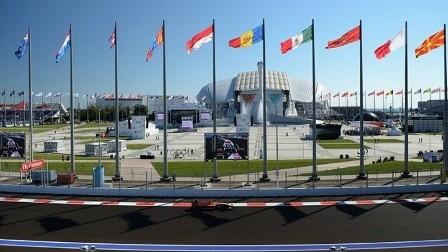 تمديد عقد جائزة روسيا الكبرى للفورمولا وان حتى 2025