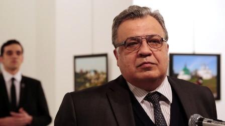 اعتقال روسية في تركيا بشبهة التورط في قضية اغتيال السفير الروسي