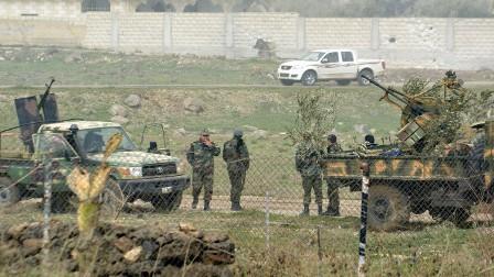 استشهاد 3 جنود سوريين في قصف إسرائيلي غرب محافظة القنيطرة