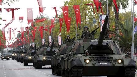 تركيا تسعى إلى زيادة حجم صادراتها من الأسلحة للسعودية