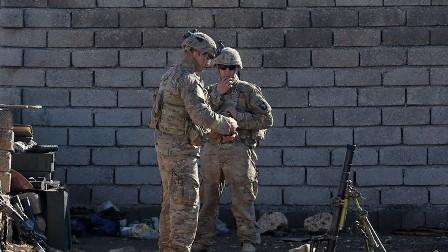البيت الأبيض يسمح للبنتاغون بإعادة النظر في عدد القوات الأمريكية المنتشرة في العراق وسوريا