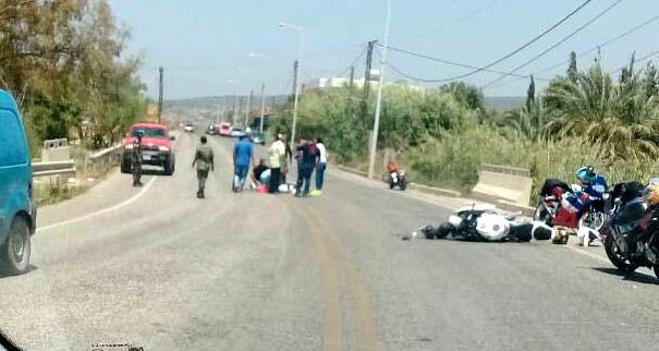 اصابة شاب بجروح خطرة في حادث سير مروع على طريق صور الناقورة
