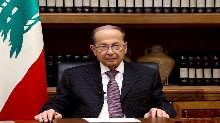 عون يؤكد رفض لبنان لإعلان الرياض ومضمونه
