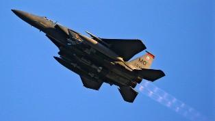 سي أن أن: مقاتلة أمريكية تسقط طائرة سورية مسيرة قرب منطقة فيها عسكريون أمريكيون
