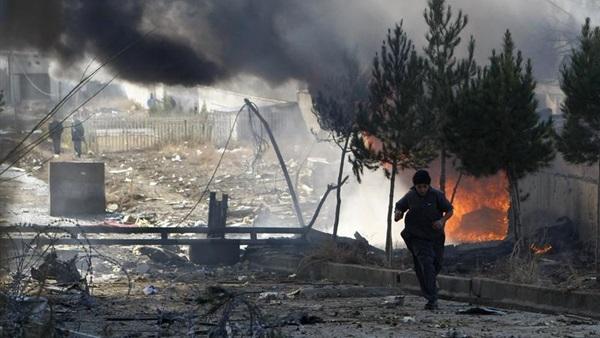 مقتل 11 أفغانيا في انفجار قنبلة زرعتها طالبان في قندهار