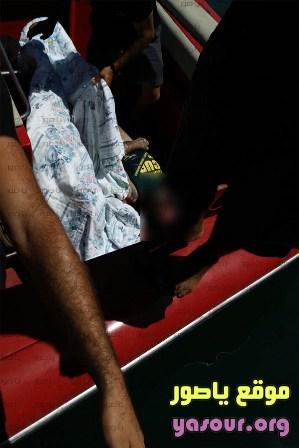 العثور على جثة الشاب محمد  حمودي في بحر عدلون