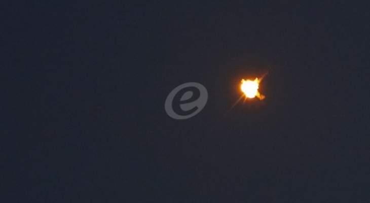 وسائل إعلام إسرائيلية: إطلاق قذيفتين صاروخيتين من قطاع غزة على مستوطنات محاذية للقطاع