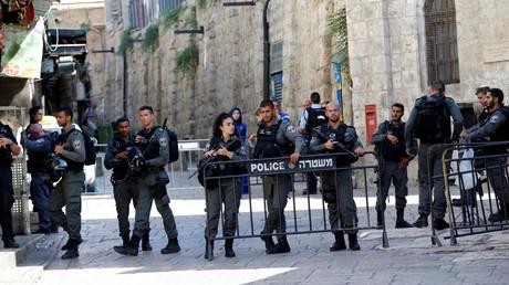 المسجد الأقصى سيبقى مغلقا حتى يوم الأحد بقرار من سلطات العدو الاسرائيلي