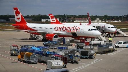 إخلاء إحدى صالات مطار برلين لوجود جسم مشبوه