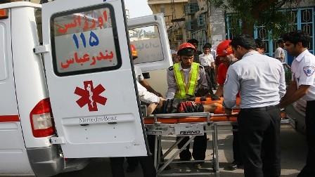 وفاة شخص وإصابة 472 آخرين جراء تسرب غاز الكلور في مدينة دزفول جنوب إيران