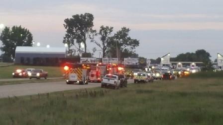 الولايات المتحدة.. 3 قتلى في إطلاق نار أثناء سباق سيارات بولاية ويسكونسن