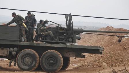 الدفاع الروسية: الجيش السوري بات على تخوم بلدة كباجب بريف دير الزور