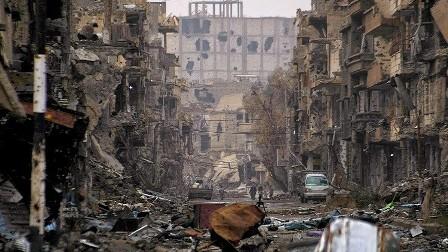 روسيا تغيث أهالي دير الزور السورية بمساعدات عاجلة