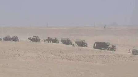 مصدر: تأمين الطريق المؤدية إلى دير الزور بعد إزالة الألغام