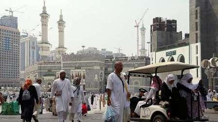 اعتداء على عالم دين إيراني في مكة المكرمة