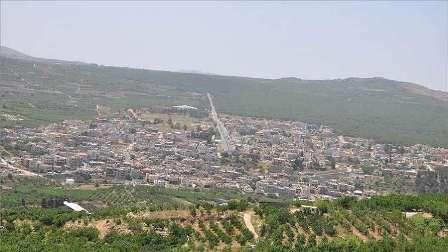 بالفيديو: جيش الاحتلال الإسرائيلي يطلق  صاروخ باتريوت لاعتراض طائرة من دون طيار كانت تحلق فوق الجولان