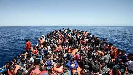 أوروبا تشرّع أبوابها لـ 50 ألف لاجئ شرعي من أفريقيا والشرق الأوسط