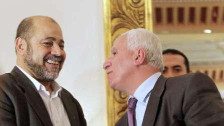 محادثات المصالحة بين فتح وحماس في القاهرة الاثنين المقبل