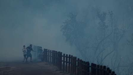 حرائق كاليفورنيا: 17 قتيلا ومئات المفقودين والتفاقم مستمر