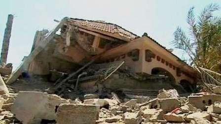 نجل أحد رفاق الزعيم الليبي الراحل معمر القذافي يقاضي حلف الناتو!