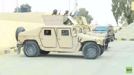 مقتل 6 جنود مصريين و24 إرهابيا باشتباكات في سيناء