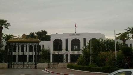 اعتقال شخص طعن شرطيين قرب البرلمان التونسي