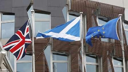 رويترز: إخلاء البرلمان الاسكتلندي والشرطة تجري تقييما للموقف