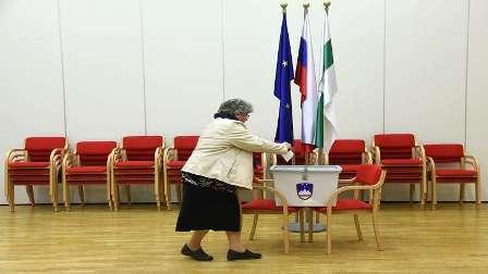 انطلاق الجولة الثانية من انتخابات الرئاسة في سلوفينيا
