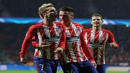 دوري الأبطال.. أتلتيكو مدريد يحافظ على حظوظه بتغلبه على روما
