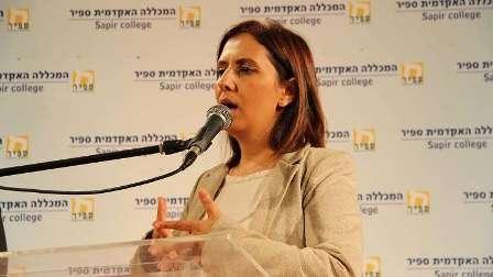 وزيرة للعدو الإسرائيلي: سيناء أفضل مكان للفلسطينيين لإقامة دولتهم!